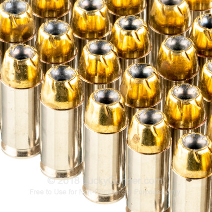 Large image of Premium 40 Cal Ammo For Sale - 165 gr JHP Remington Golden Saber 40 cal Ammunition In Stock - 500 Rounds
