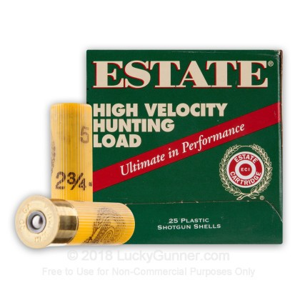 Image 2 of Estate Cartridge 20 Gauge Ammo