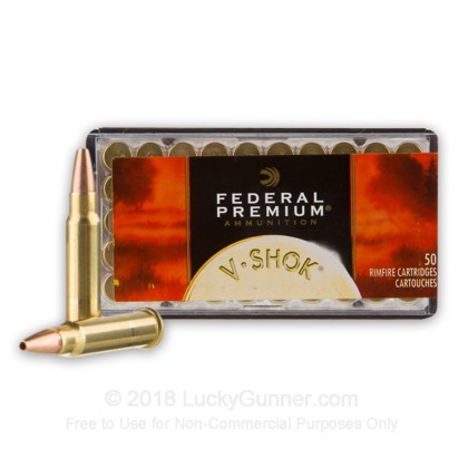 Image 2 of Federal .17 HMR Ammo