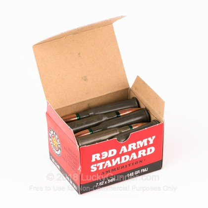 Image 3 of Red Army Standard 7.62x54r Ammo