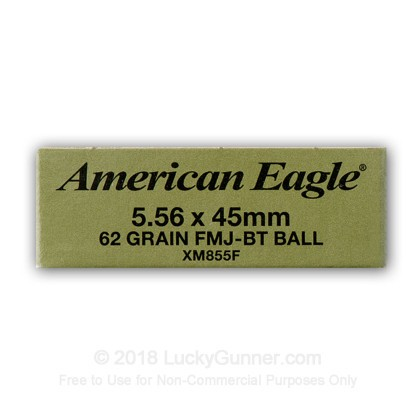 Image 14 of Federal 5.56x45mm Ammo