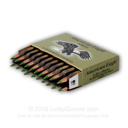 Image 19 of Federal 5.56x45mm Ammo