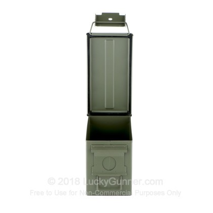 Large image of Cheap 50 Cal Green Brand New M2A1 Ammo Cans For Sale - 6 Cans