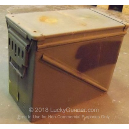 Large image of Surplus 30 mm Ammo Cans For Sale