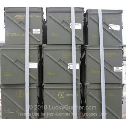 Large image of Surplus 25 mm Ammo Cans For Sale