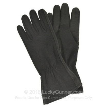 Large image of Non-Slip Blackhawk Gloves - Aviator Fight Ops with NOMEX by Blackhawk - Black