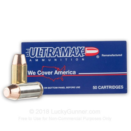 Image 2 of Ultramax .40 S&W (Smith & Wesson) Ammo