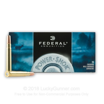Image 2 of Federal .375 H&H Magnum Ammo