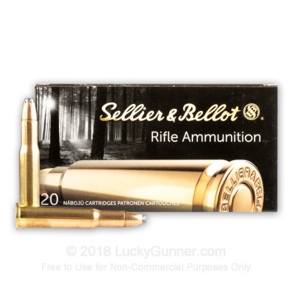Image 2 of Sellier & Bellot .30-30 Winchester Ammo