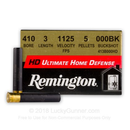 Image 1 of Remington 410 Gauge Ammo