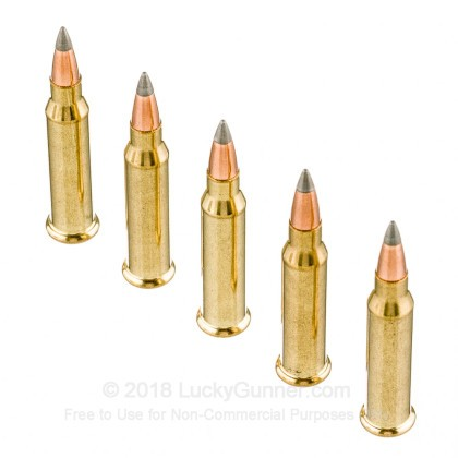 Image 4 of Winchester .17 Win Super Mag (WSM) Ammo