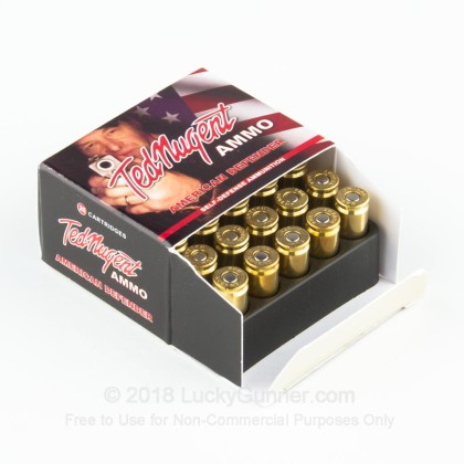 Image 3 of Ted Nugent Ammo 9mm Luger (9x19) Ammo