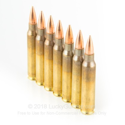 Image 4 of ZQI Ammunition 5.56x45mm Ammo