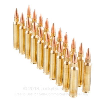 Image 4 of Barnes 5.56x45mm Ammo