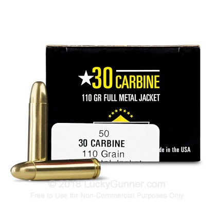 Image 1 of Armscor 30 Carbine Ammo