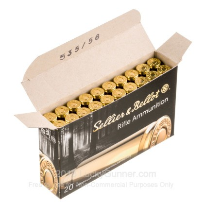 Image 3 of Sellier & Bellot 6.5x55 Swedish Ammo
