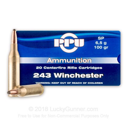 Image 2 of Prvi Partizan .243 Winchester Ammo