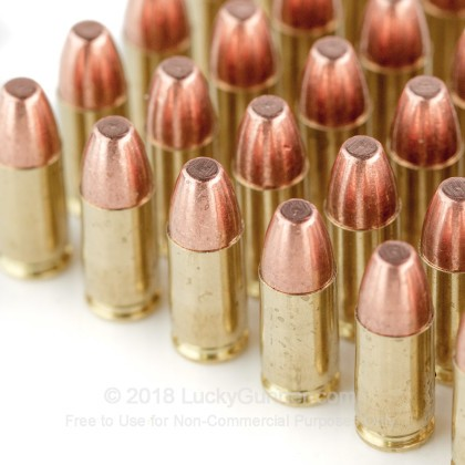 Image 5 of Speer 9mm Luger (9x19) Ammo