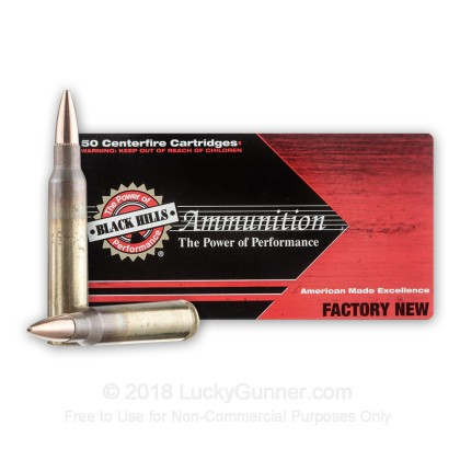 Image 2 of Black Hills Ammunition 5.56x45mm Ammo