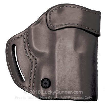 Large image of Blackhawk Leather Compact Askins Holster - IWB - S&W 5900/4000/900