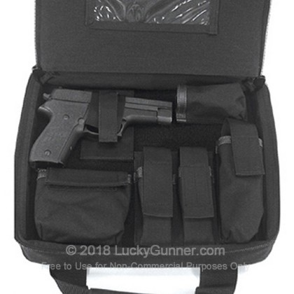 Large image of SOCOM Pistol Case -Blackhawk - Black For Sale