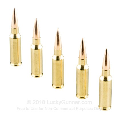 Image 4 of Federal 6.5 Grendel Ammo