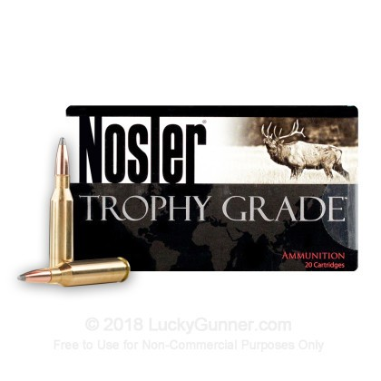 Image 2 of Nosler Ammunition .260 Remington Ammo