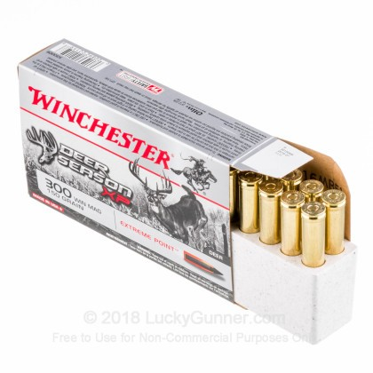 Image 3 of Winchester .300 Winchester Magnum Ammo