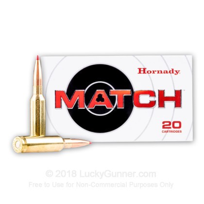 Image 2 of Hornady 6.5mm Creedmoor Ammo