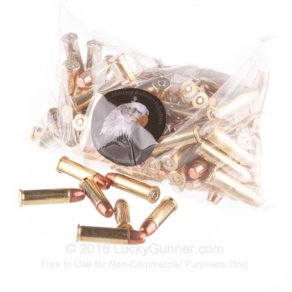 Image 2 of Military Ballistics Industries .38 Special Ammo