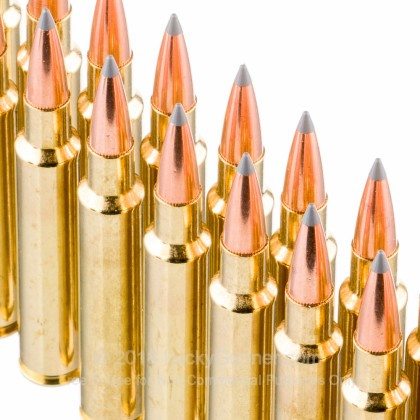Image 5 of Nosler Ammunition 280 Ackley Improved Ammo