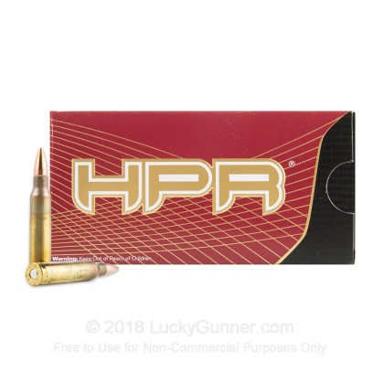 Image 2 of HPR .223 Remington Ammo