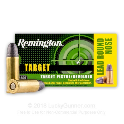 Image 2 of Remington .32 (Smith & Wesson) Long Ammo