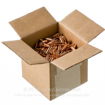 Large image of Bulk 30 Cal (.308) Bullets For Sale - 147 Grain FMJ-BT Bullets in Stock by IMI - 500