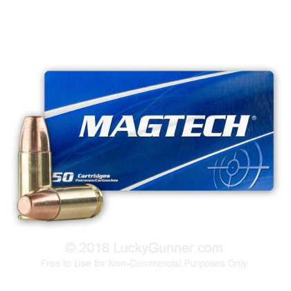 Image 2 of Magtech 9mm Luger (9x19) Ammo