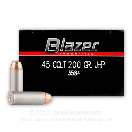 Image 1 of Blazer .45 Long Colt Ammo
