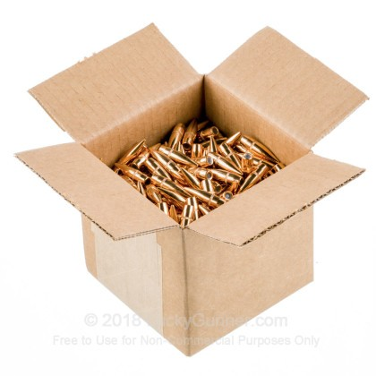 Large image of Bulk 308 Bullets For Sale - 147 Grain FMJ Bullets in Stock by General Dynamics - 500