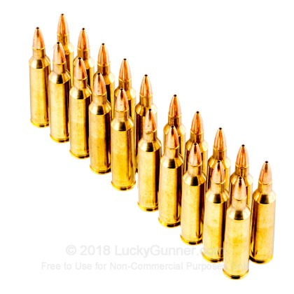 Image 4 of Black Hills Ammunition .22-250 Remington Ammo