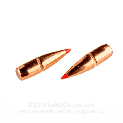 Large image of Premium 308 Caliber Bullets For Sale - 150 Grain SST Polymer Tipped Bullets in Stock by Hornady - 100 Bullets