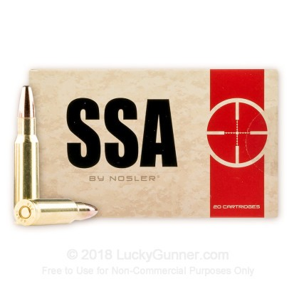 Image 2 of Silver State Armory 6.8 Remington SPC Ammo