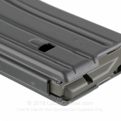 Large image of Premium AR-15 Magazines For Sale - 223 Rem / 5.56x45 Grey Teflon Magazines with Magpul Anti-Tilt Followers in Stock by D&H - 30 Round Capacity