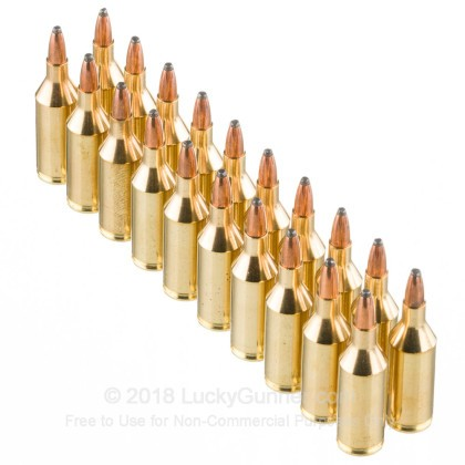Image 4 of Winchester .223 WSSM Ammo
