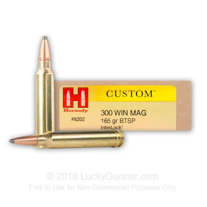 Image 1 of Hornady .300 Winchester Magnum Ammo