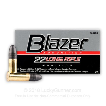 Image 2 of CCI .22 Long Rifle (LR) Ammo