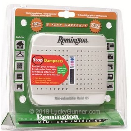 Large image of Remington Mini Dehumidifier Mini 365 for Sale - 400 gram - Desiccants for Sale and In Stock