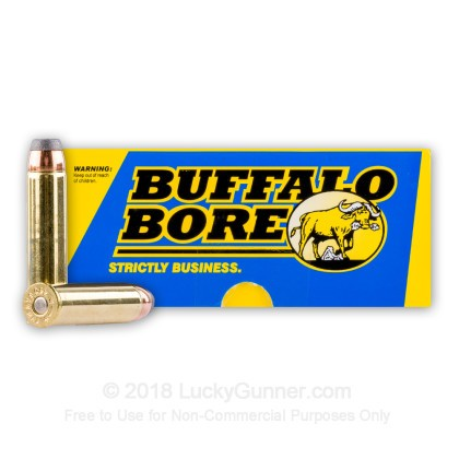 Image 2 of Buffalo Bore .460 Smith & Wesson Ammo