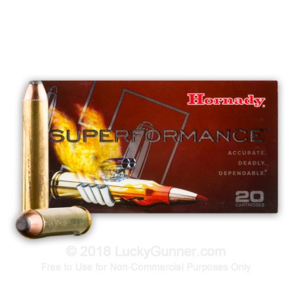 Image 2 of Hornady .444 Marlin Ammo