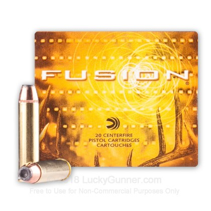Image 2 of Federal .460 Smith & Wesson Ammo