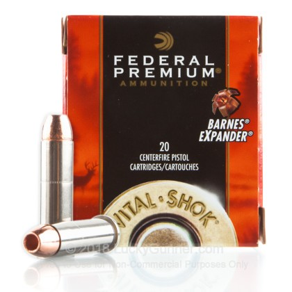 Image 2 of Federal .357 Magnum Ammo