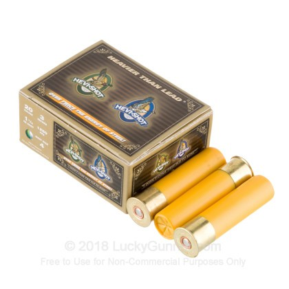 Image 3 of Hevi-Shot 20 Gauge Ammo
